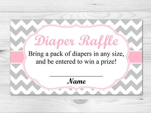 blank diaper raffle ticket - photo #31