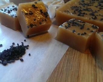 Black Salt Caramels 16oz