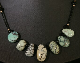 Variscite Necklace # 509