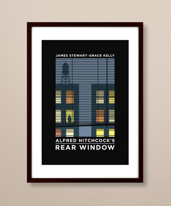 Rear window hitchcock essay