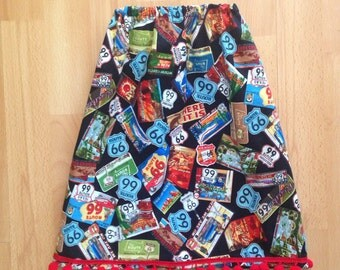 Route 66 Love skirt