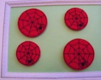 Spider Web Feltie