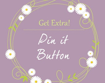 Pin-it Button for premade WordPress template