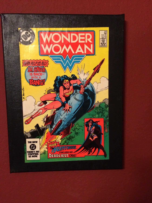 Wonder Book Cover Art ~ Wonder woman comic book cover art