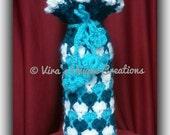Crochet wine bottle cover, bottle pouch, wine bottle bag, wine bottle tote, crochet wine pouch, crochet bottle cover, made-to-order