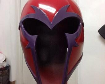 Magneto Helmet - Open Face