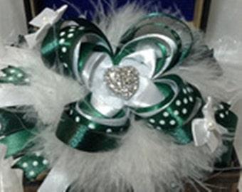 Bowtique Custom made Loopy Hair Bow