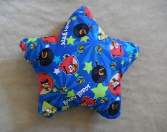Angry bird pillow. Ready to ship.
