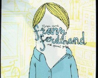Franz Ferdinand - Seattle 2004