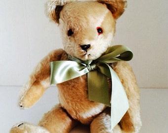 """1970's """"Grisly Speilwaren"""" Mohair Teddy Bear"""