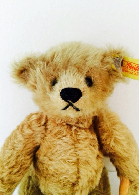 Steiff Commemorative Margaret Woodbury Strong Teddy Bear