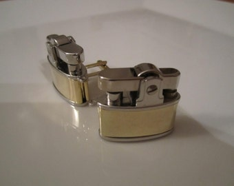 Lighter Cufflinks - Gold Plated (seconds)