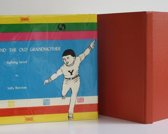 1st Ed. Signed - Yong Shik and the Old Grandmother by Sally Berrean - Moon Hwa Printing Co. 1966