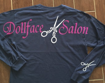 Salon or hairstylist shirt!