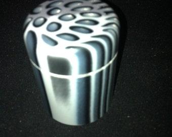 Acrylic Turned Box #B3