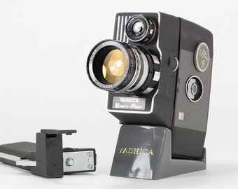 Retro 1960's Yashica 8 UP Umatic Power Movie Camera – a must for any camera collector and perfect for display.