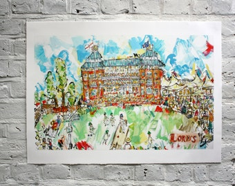 Lords, The Home of Cricket