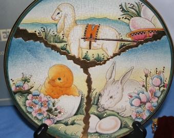 Veneto Flair, Easter Plate, 1976