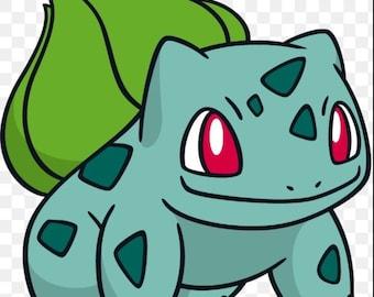 POKEMON IR VENTA! Bragas de Pokemon Bulbasaur cola