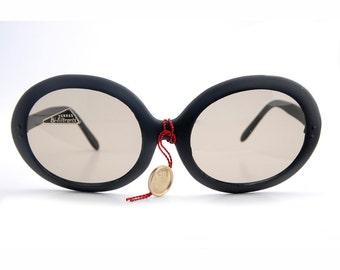 glasses of black color 70 wide frame - Wide Frame Glasses