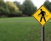 Hooper Crossing Sign