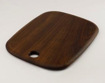 Walnut Cutting Board, Serving Tray, Cheese Board - Artisan Line: Riviera