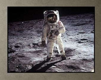 Buzz Aldrin - Apollo 11 Moonwalk