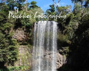 Milla Milla Falls Cairns, Australia