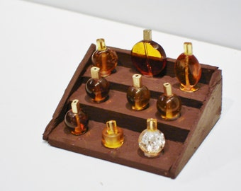 Mini Perfume display