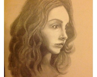 Custom Portrait  Coupon code: 50PERCENTOFF will give a first time buyer 50% off!