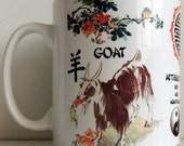 Chinese New Year (Zodiac) Coffee/Tea Mug Year of the GOAT