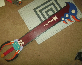 Kingdom Hearts Keyblade Commission for Guardian Soul