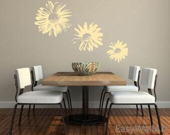 Sunflower Room Decor Etsy