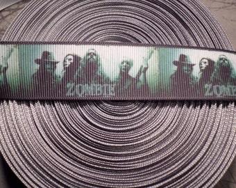 Rob Zombie Band Grosgrain Ribbon