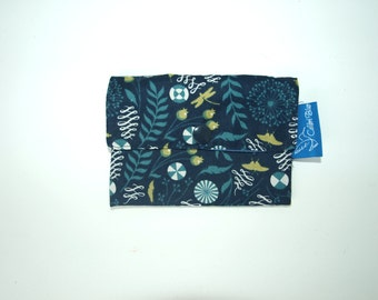 Small wallet, card-holder, fabric