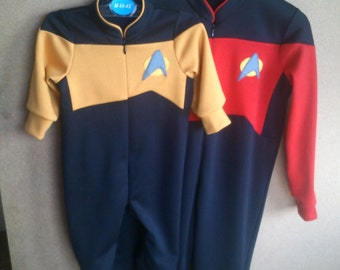 Star Trek The next generation one piece body suit