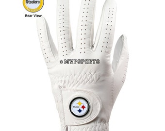 Pittsburgh Steelers Golf Glove & Ball Marker