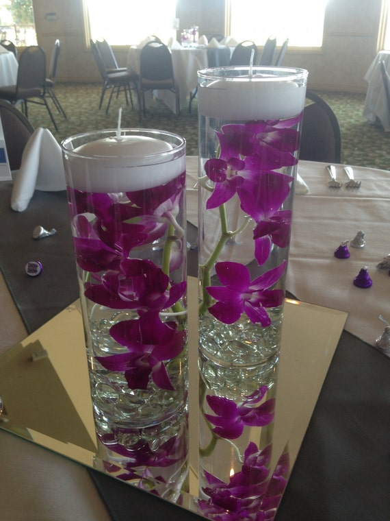 5 Centerpieces Kit Each Contains A Set Of 3 By