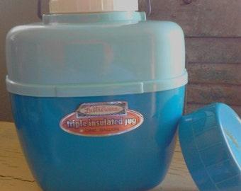 vintage LUSTRO WARE jug, gallon