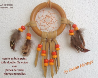 dream catcher orange ref: DC 141003