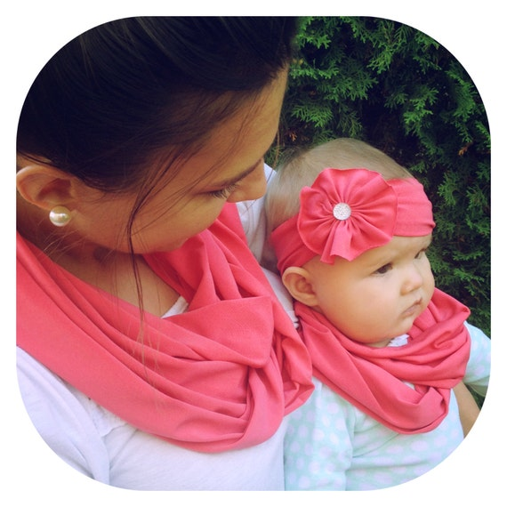 and me matching infinity scarves scarf by