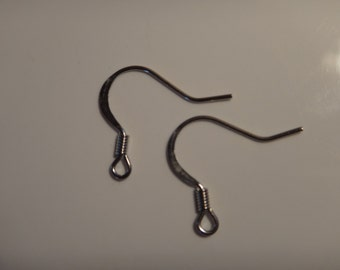 Surgical Steel . Replacement Hook