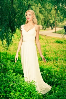 Hippie Wedding Dresses Miami SALE Boho wedding dress