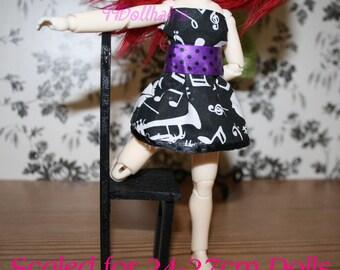 Doll Chair  for hujoo,momoko,blythe,puki,obitsu,pullip