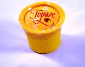 Avon Topaz Jar