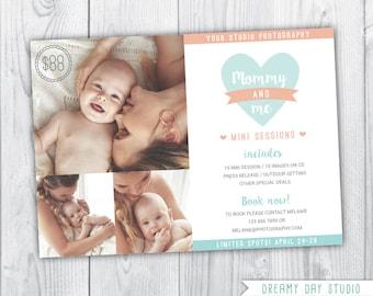 mini session template / photography mini session / mommy and me mini / maternity mini / maternity mini session / mommy and me mini session