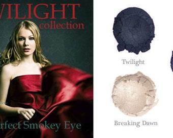Twilight Eyeshadow Kit - 3 Mineral EyeShadows 10gm each