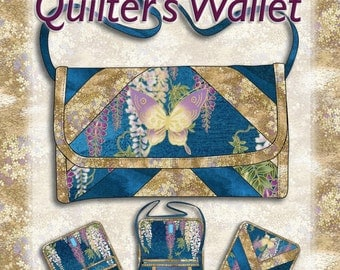 Quilter's Wallet Pattern PDF Instant Download
