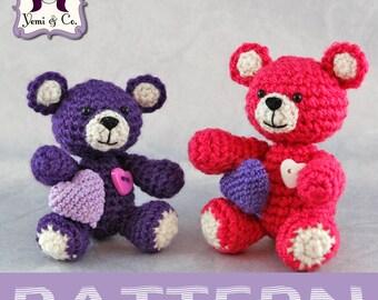 Teddy bear (pattern)