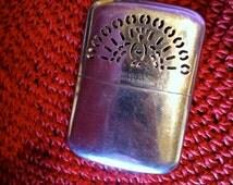 Vintage Occupied Japan Metal Hand Warmer